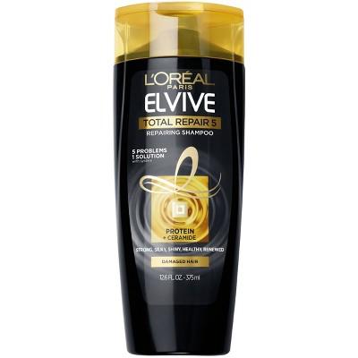 Shampoo & Conditioner: L'Oreal Paris Elvive Total Repair