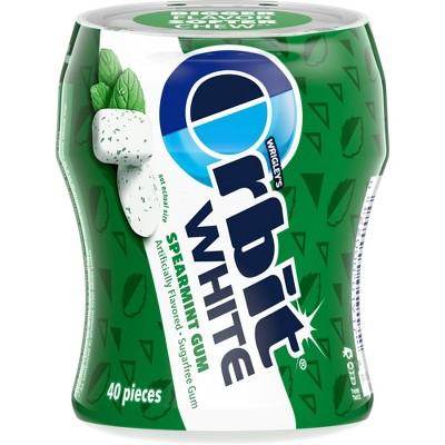 Wrigley's Orbit White Spearmint Gum - 40ct