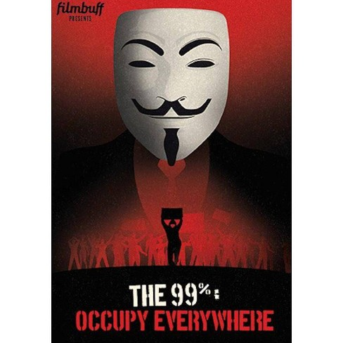 The 99%: Occupy Everywhere (DVD) - image 1 of 1
