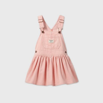 OshKosh B'gosh Toddler Girls' Corduroy Skirtall - Light Pink 12M