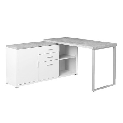 """60"""" Computer Desk Left or Right Facing - EveryRoom"""