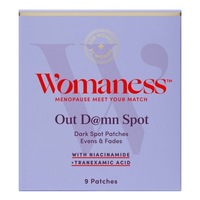 Womaness Spot Be Gone Dark Spot Treatment - 12ct
