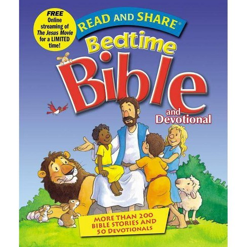 Read and Share Bedtime Bible - by  Gwen Ellis (Hardcover) - image 1 of 1