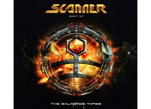 Scanner - Galactos Tapes (CD) - image 1 of 1