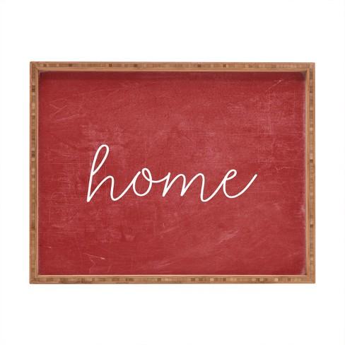 Monika Strigel Farmhouse Home Tray - Deny Designs - image 1 of 1