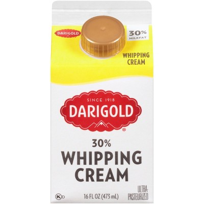 Darigold Whipping Cream - 1pt