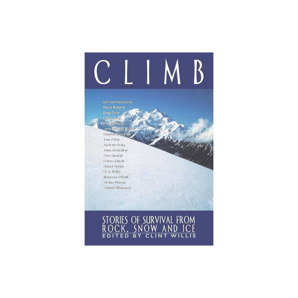 Climb Adrenaline By Clint Willis Paperback