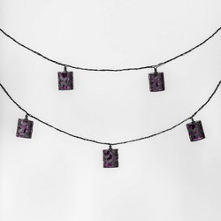 10ct Bat Cover Halloween String Lights - Hyde & EEK! Boutique™