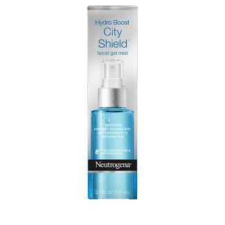 Neutrogena Hydro Boost City Shield Facial Gel Mist - 3.4oz