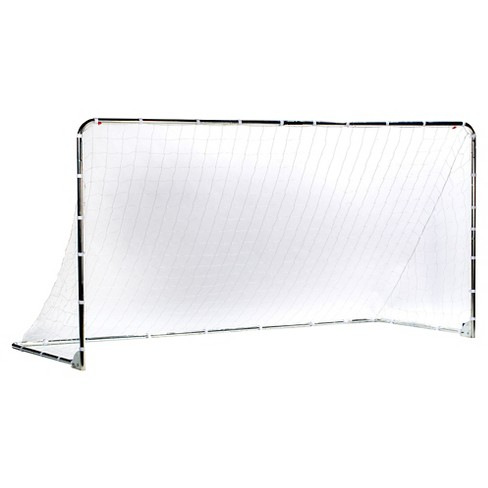 Franklin Sports 6' x 12' Galvanized Steel Folding Goal - image 1 of 5