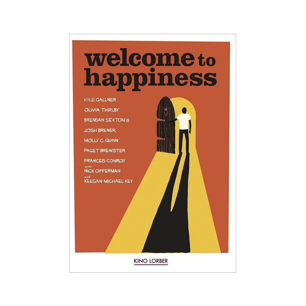 Welcome To Happiness Dvd