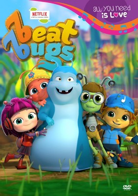 Beat Bugs Volume 3 - All You Need Is Love (DVD)