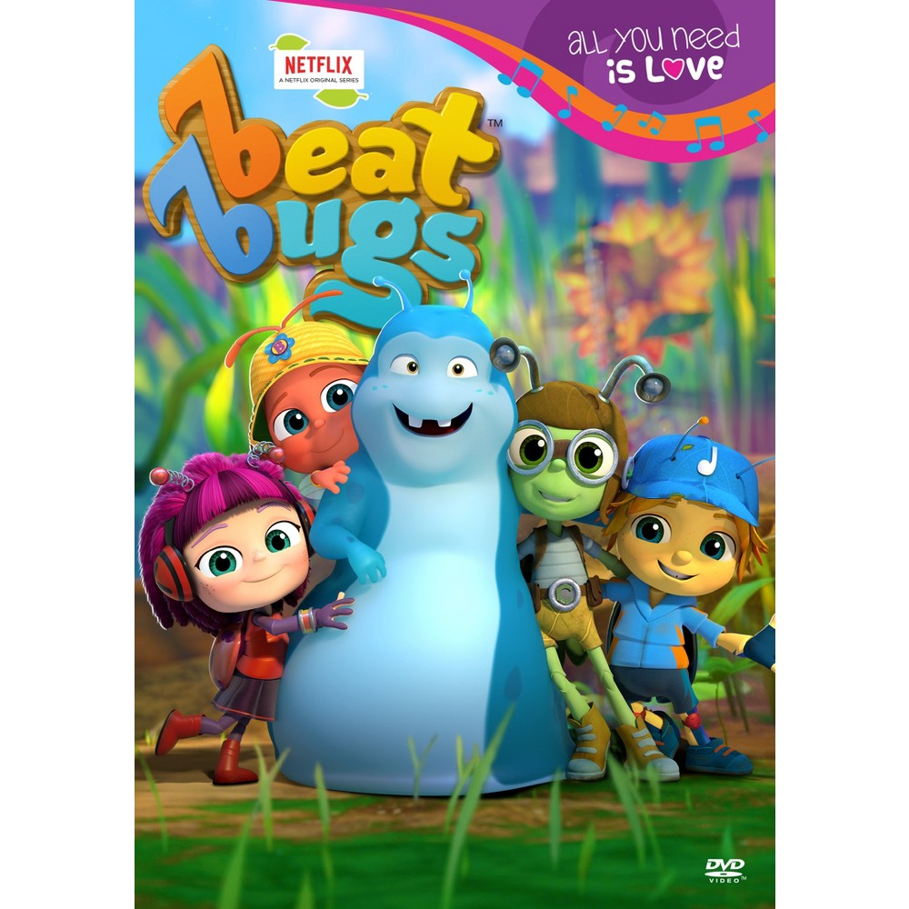 Beat Bugs Volume 3 All You Need Is Love Dvd