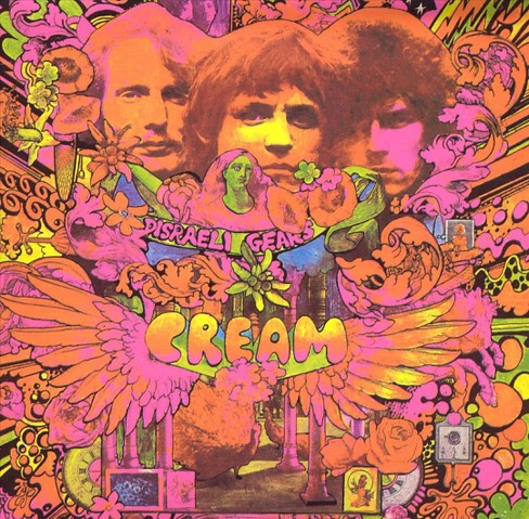Cream - Disraeli Gears (Vinyl) - image 1 of 1