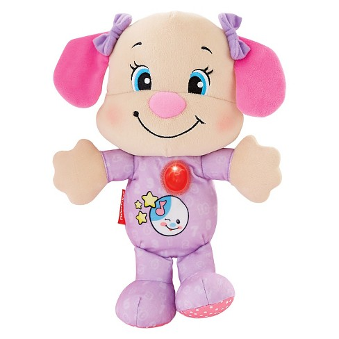 Fisher-Price Laugh & Learn Nighttime Sis - image 1 of 12