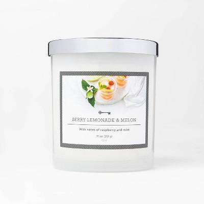 11oz Jar Lemonade and Melon Candle - Threshold™