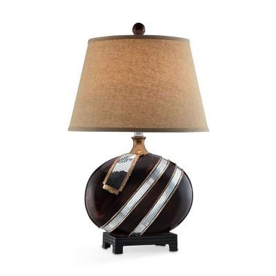 OK Lighting Kukui Table Lamp