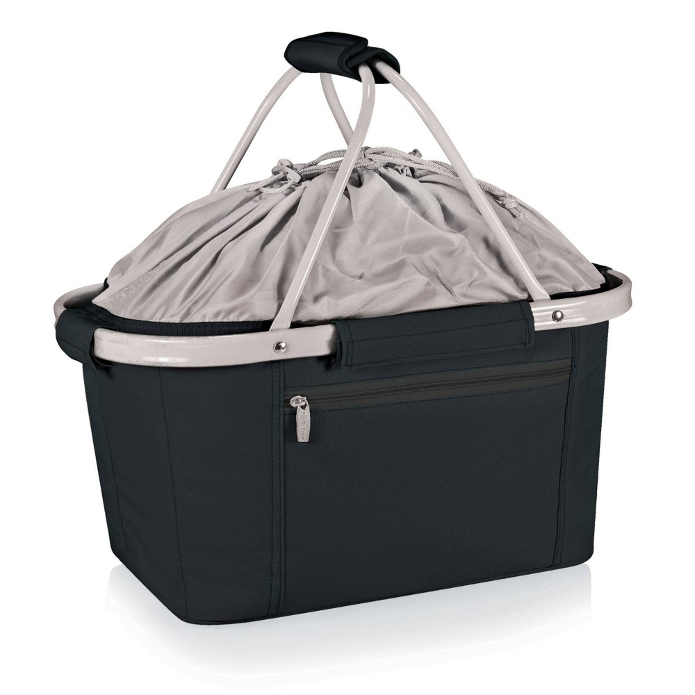 Image of Picnic Time Metro Collapsible Basket - Black
