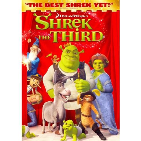 Shrek the Third (dvd_video) - image 1 of 1