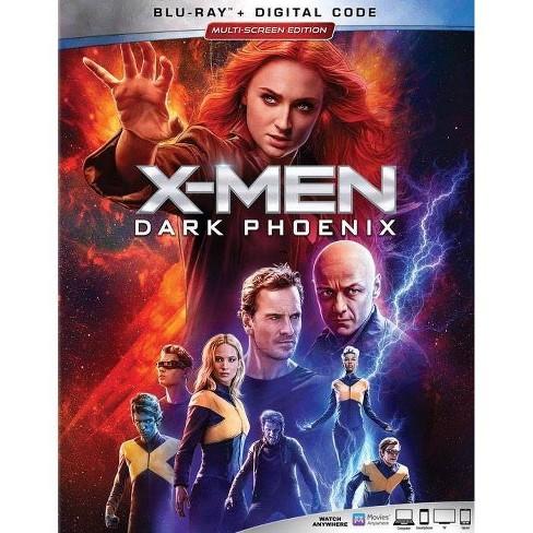 X-Men: Dark Phoenix (Blu-Ray + Digital) - image 1 of 1