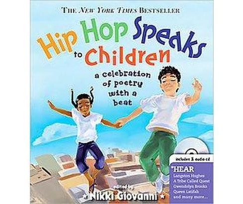 Hip Hop Speaks to Children : A Celebration of Poetry With a Beat (Hardcover) - image 1 of 1