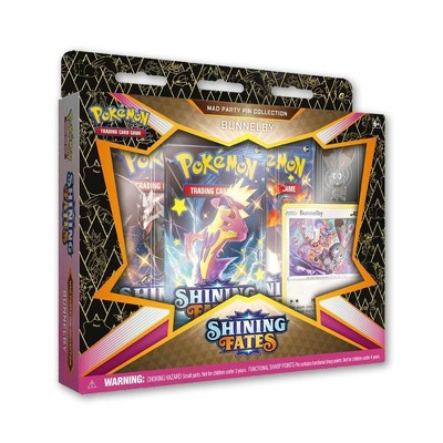 Pokémon Trading Card Game: Shining Fates Pin Collection – Bunnelby