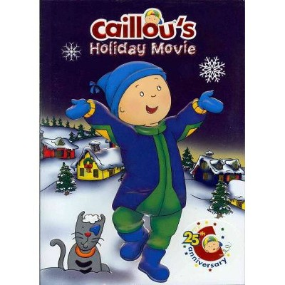 Caillou's Holiday Movie (DVD)