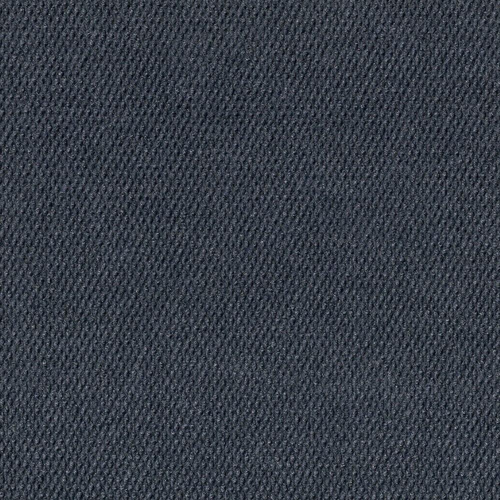 10pk Hobnail Extreme Carpet Tiles Blue