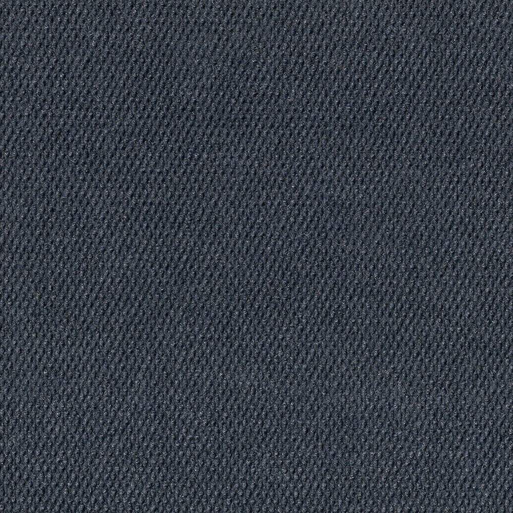 16pk Hobnail Carpet Tiles Blue