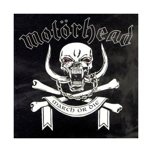 "Mot""rheadMot""rhead - March Or Diemarch Or Die (CD) - image 1 of 1"