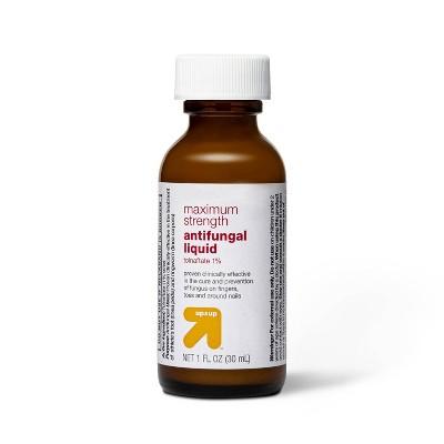 Antifungal Maximum Strength Liquid - 1oz - up & up™