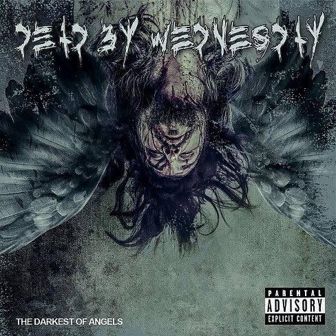 Dead by wednesday - Darkest of angels [Explicit Lyrics] (CD) - image 1 of 1