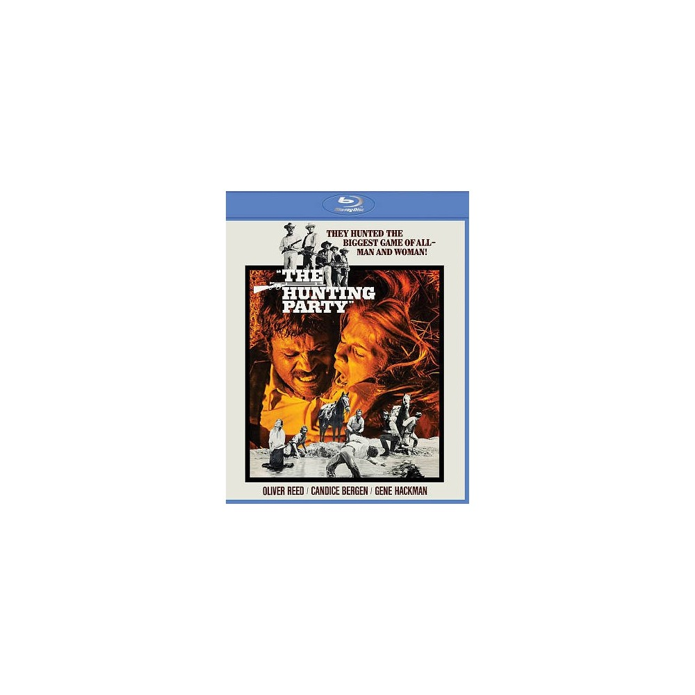 Hunting Party (Blu-ray), Movies