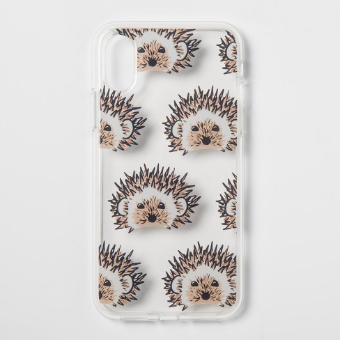 quirky iphone xs case
