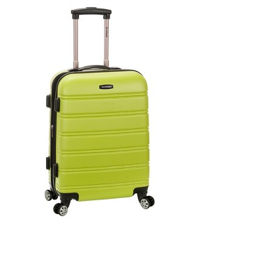 Rockland Melbourne 20  Expandable ABS Carry On Suitcase