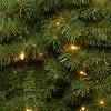 6ft National Christmas Tree Company Kincaid Spruce Artificial Christmas Tree Bulb Clear - image 3 of 3