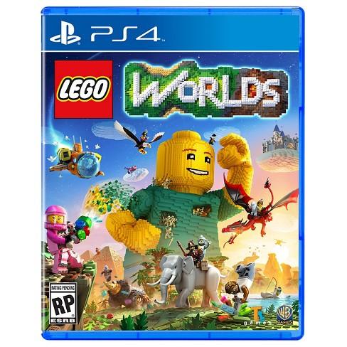 LEGO Worlds - PlayStation 4 - image 1 of 7