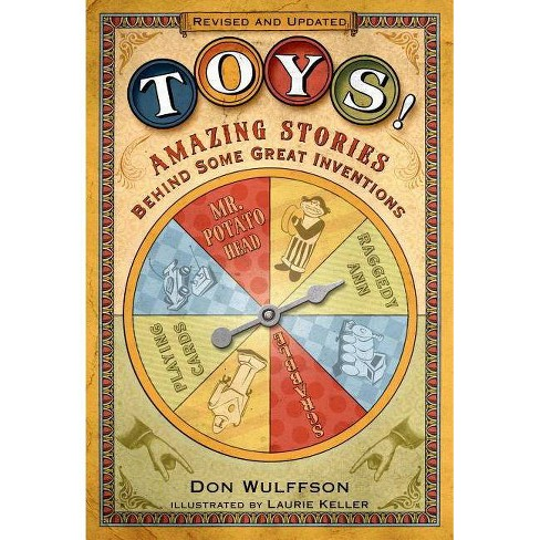 Toys! - by  Don Wulffson (Paperback) - image 1 of 1