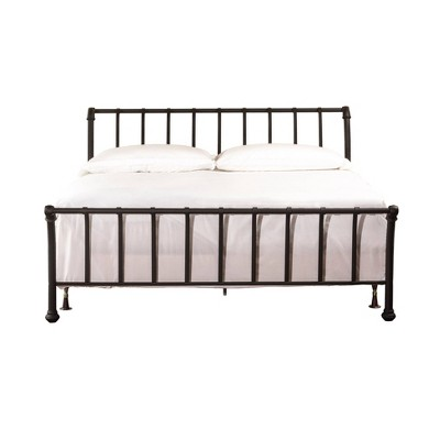 Janis Bed with Rails - Hillsdale Furniture
