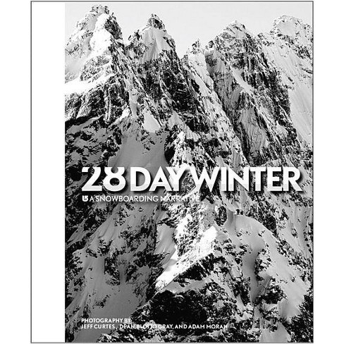 28 Day Winter - (Hardcover) - image 1 of 1