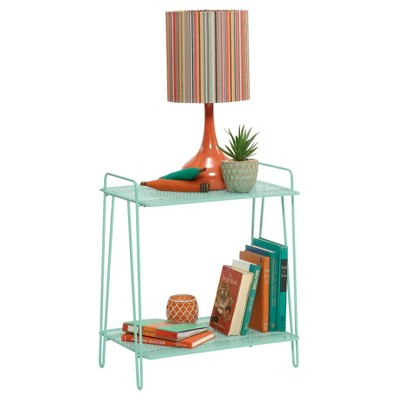 Eden Rue Accent Metal Construction Table - Green - Sauder
