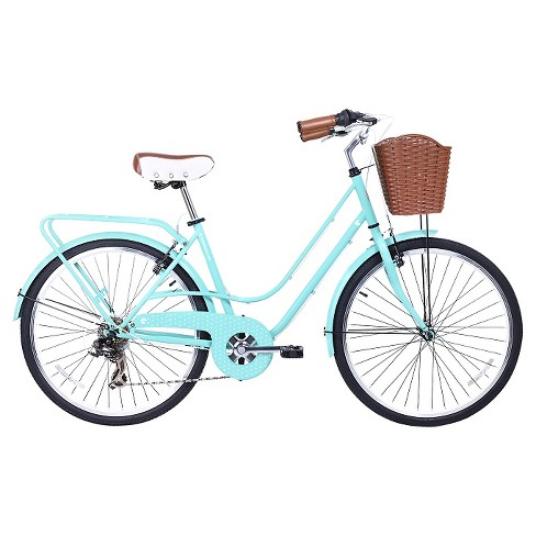 "Gama Bikes Women's Avenue 26"" 7-Speed Urban Hybrid Commuter - Turquoise - image 1 of 2"