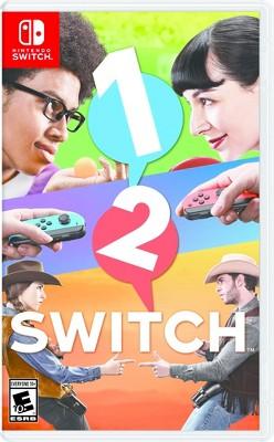1-2-Switch - Nintendo Switch
