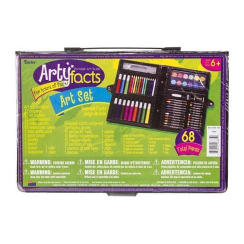 Darice 68pc Artyfacts Portable Studio Art Set - image 1 of 1