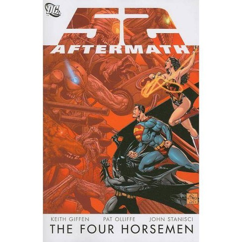 52 Aftermath: The Four Horsemen - by  Keith Giffen (Paperback) - image 1 of 1