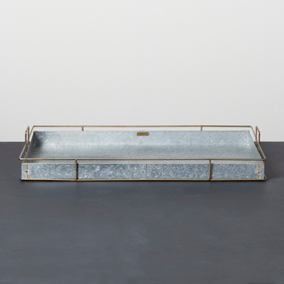 Zinc Boot Tray - Hearth & Hand™ with Magnolia