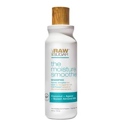Raw Sugar Shampoo Coconut + Agave + Sweet Almond Milk - 18 fl oz