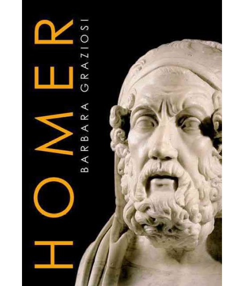 Homer (Hardcover) (Barbara Graziosi) - image 1 of 1