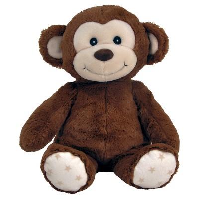 Cloud B Hugginz Plush Monkey Medium