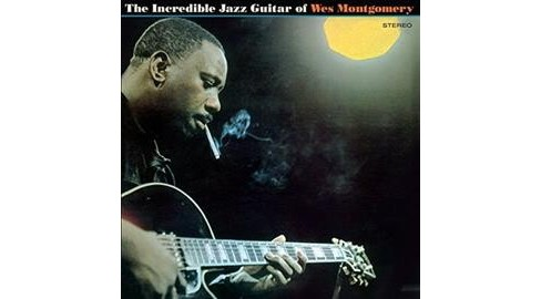 Wes montgomery - Incredible jazz guitar of wes montgom (Vinyl) - image 1 of 1